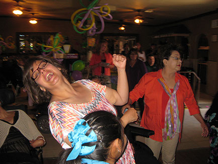 Mardi Gras Dance