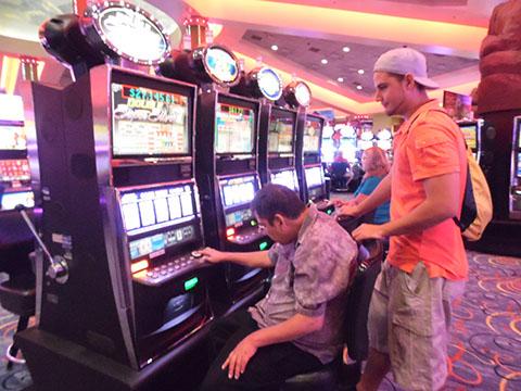 Desert Diamond Casino fun