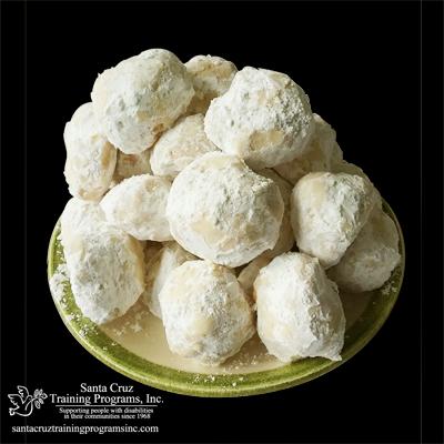 Pecan Cookies aka Wedding Cookies